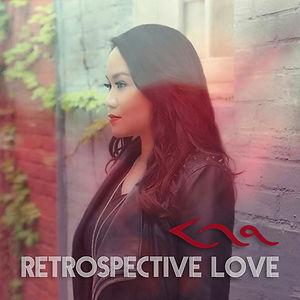 Retrospective Love (Album Cover) - KHA.j
