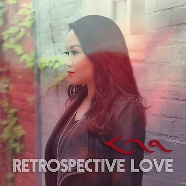 Retrospective Love (Album Cover) - KHA.j