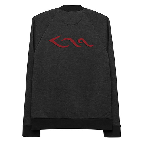 KHA Logo - Bomber Sweatshirt