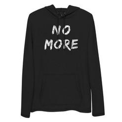 unisex-lightweight-hoodie-black-front-60