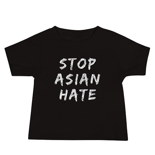 Stop Asian Hate - Baby Tee