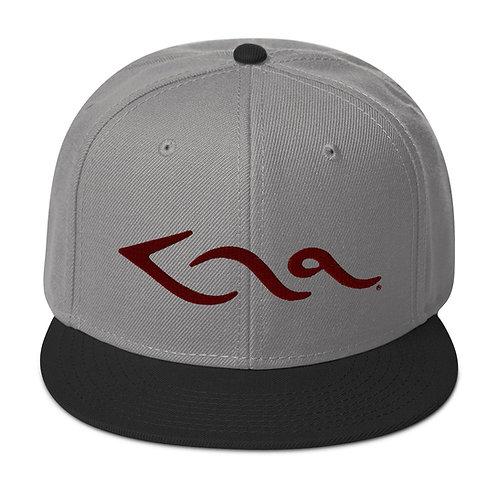KHA Logo - Snapback Hat