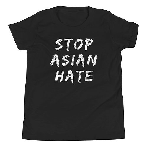 Stop Asian Hate - Youth Tee