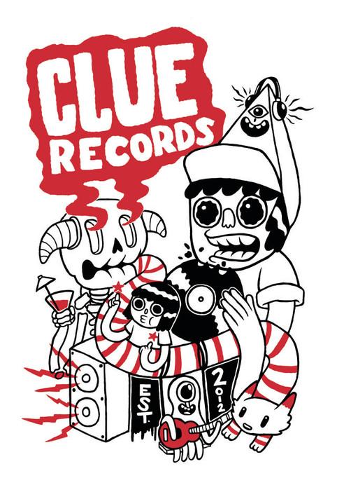 NEW SINGLE // CLUE RECORDS