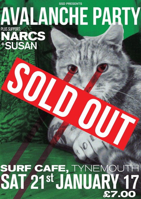 TYNEMOUTH & HEBDEN BRIDGE SOLD OUT // GIGANTIC RADAR FEATURE