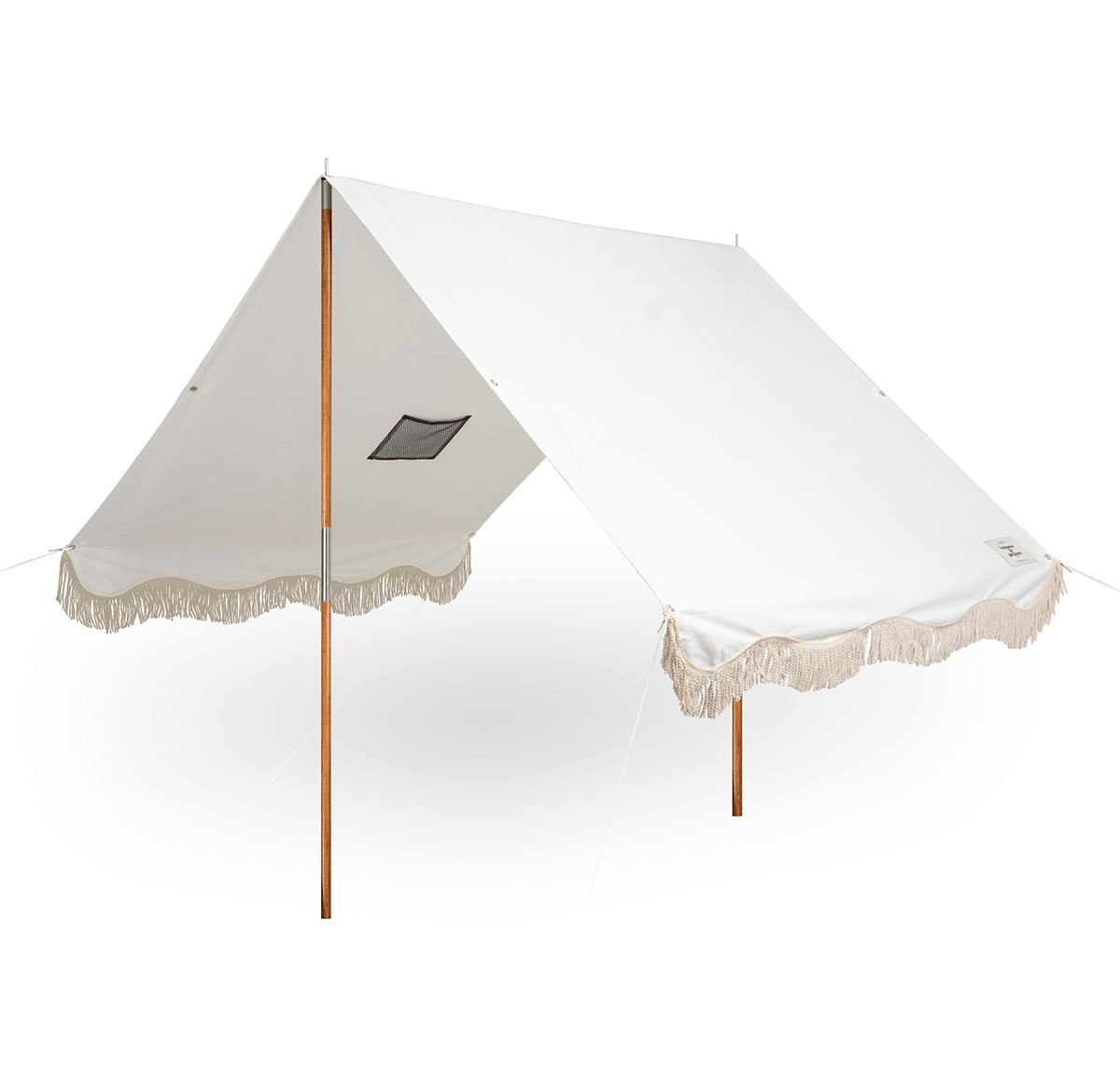 Antique White Tent