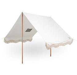 Antique White Tent