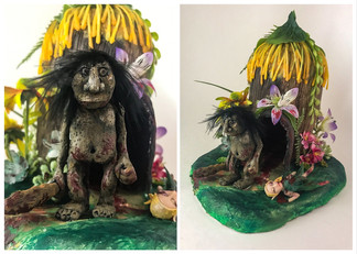 Troll and Fairy