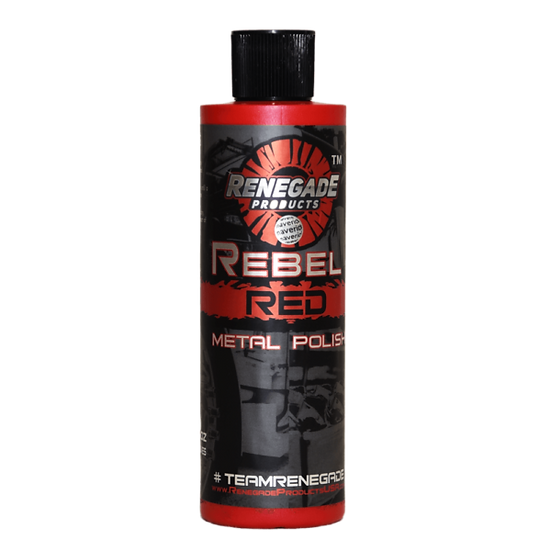 Renegade - Rebel Red Liquid Metal Polish