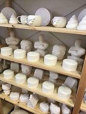 Walk in Ceramic Studio