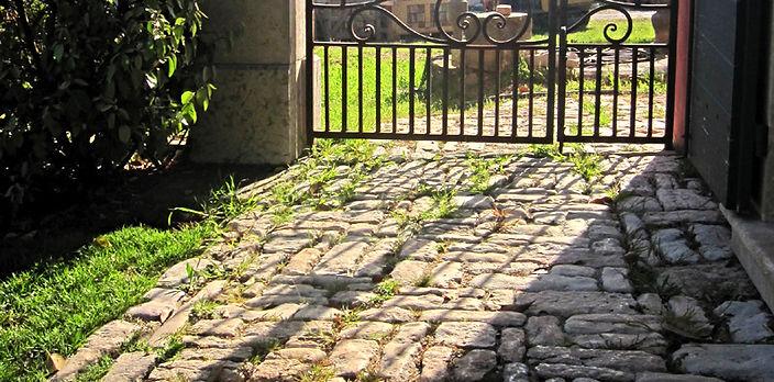 sols anciens pierres pavés dalles pierres