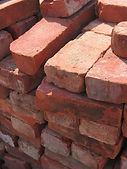 Briques anciennes - Tuiles anciennes - Provence Var Draguignan (83)