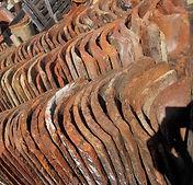 Tuiles anciennes - Provence Var Draguignan (83)