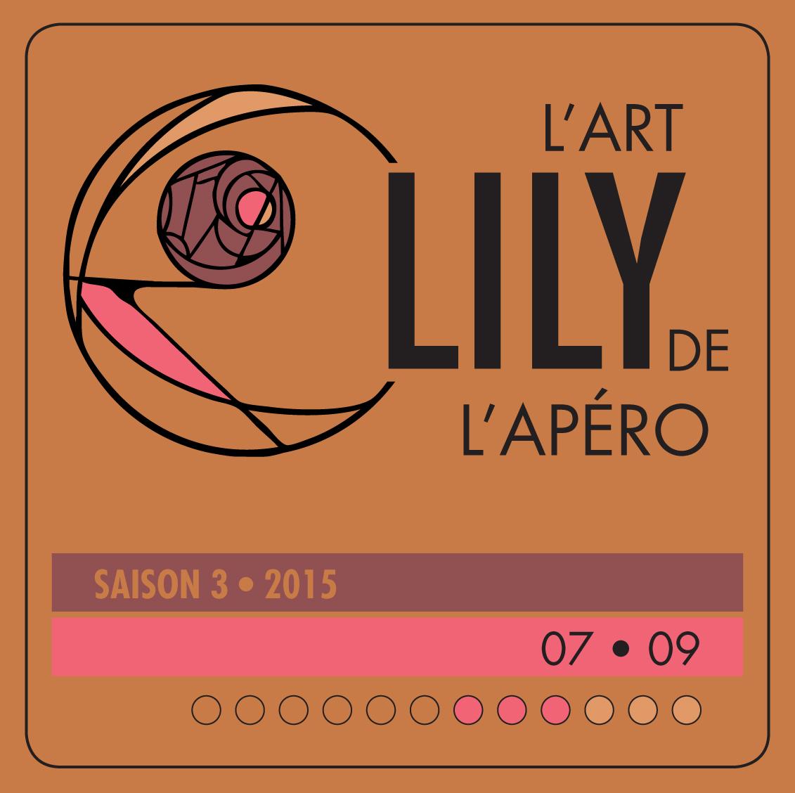Flyer LILY - Saison 3