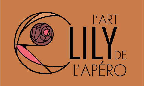LOGO LILY - L'art de l'apéro