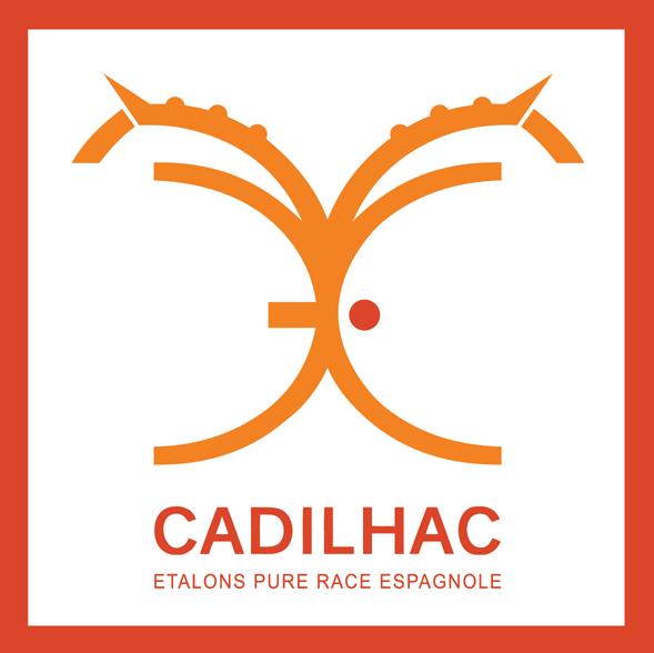 Logo Etalons Cadilhac Blanc cadre