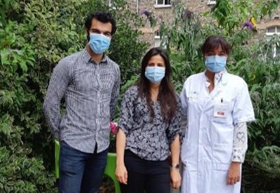 La réalité virtuelle thérapeutique en gériatrie : post-chute