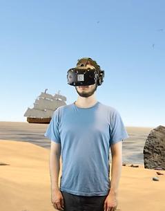 Exercice troubles anxieux réalité virtuelle KineQuantum