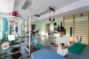 KineQuantum en cabinet de kinésithérapie