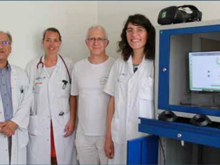 La rééducation en réalité virtuelle à l'Hôpital Albert Chenevier AP-HP