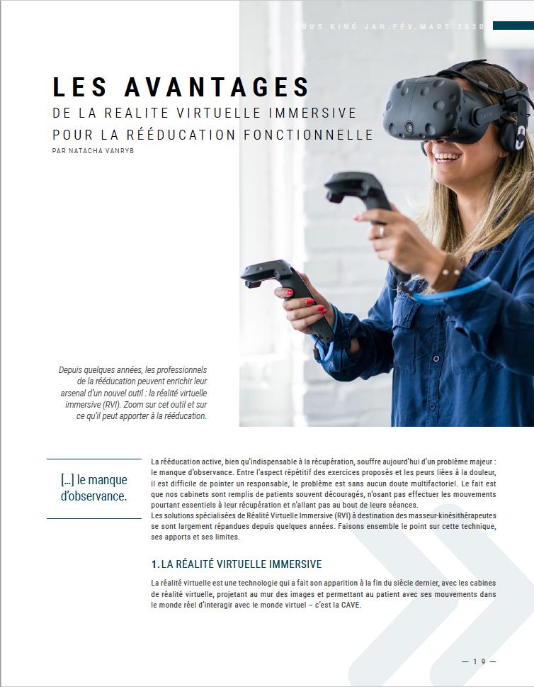 page_une_avantages_de_la_réalité_virtuelle_immersive_pour_la_rééducation_KineQuantum_VousKiné