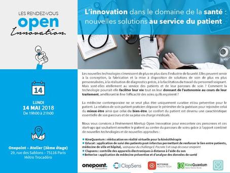 L'innovation dans la santé : nouvelles solutions au service du patient