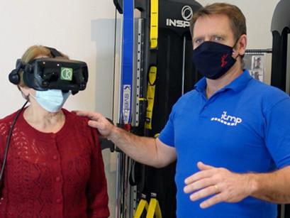 Gagnez en mobilité grâce à la réalité virtuelle