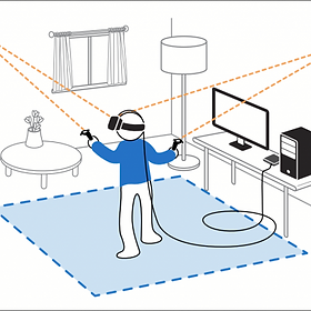 Accurate measurements in virtual reality with KineQuantum