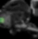 Le masque de réalité virtuelle KineQuantum et ses accessoires