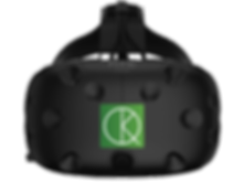 Masque de réalité virtuelle pour la rééducation KineQuantum