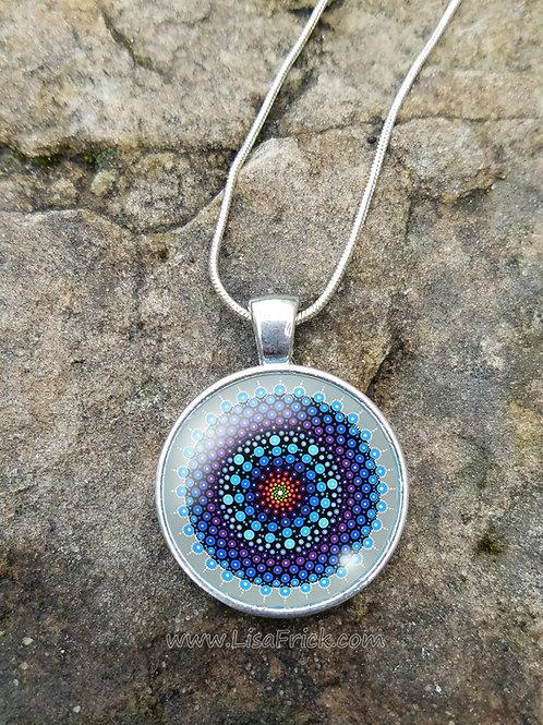Mandala Necklace | Original Design #2