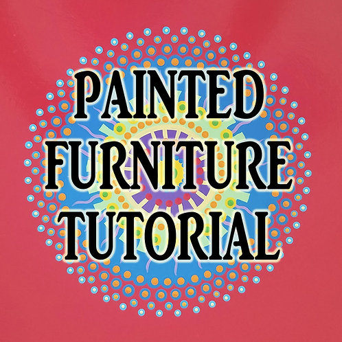 Furniture Painting Tutorial + 30 Days Q & A