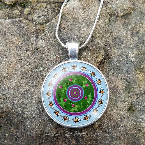 Mandala Necklace | Original Design #11