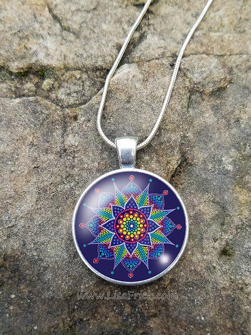Mandala Necklace | Original Design #5