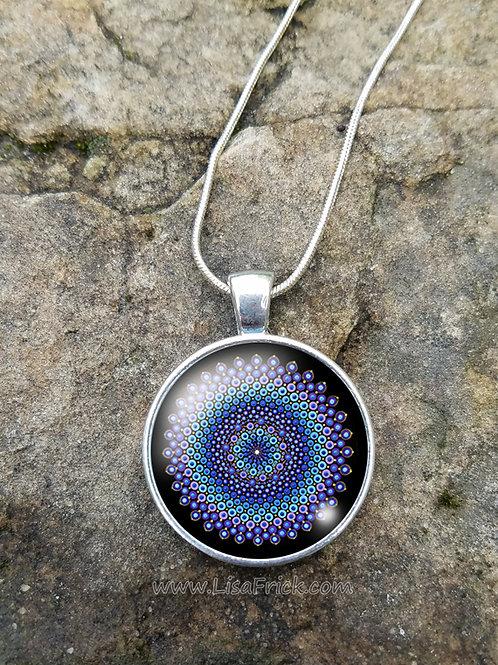 Mandala Necklace   Original Design #3