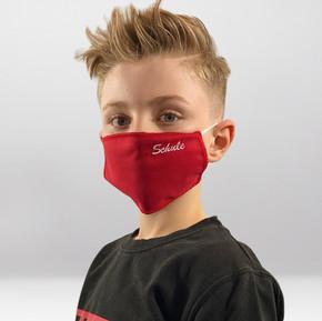 Rote Maske Front