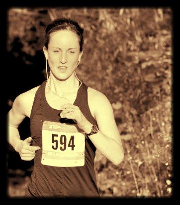 Mell Russell, Distance Runner
