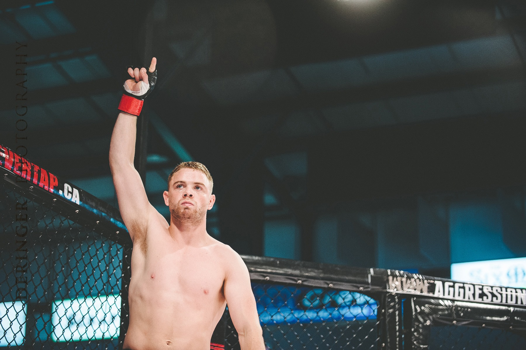 Tristan Connelly, MMA Fighter