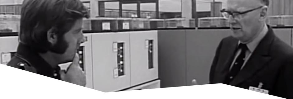 - Nesten 50 år gammelt intervju om hvordan en PC vil forandre livet vårt.