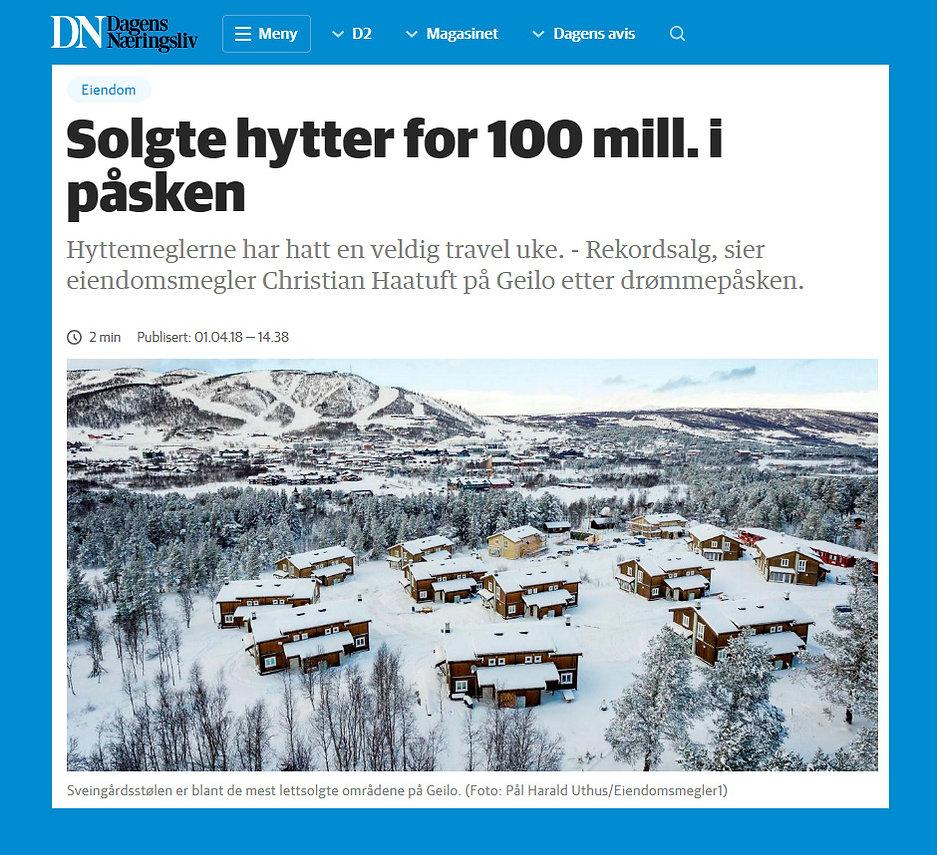 Sveingårdstølen i DN.jpg