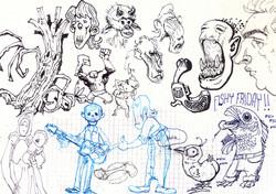 Doodles #21