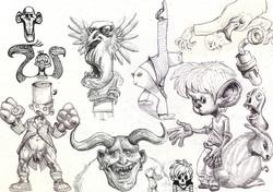 Doodles #17