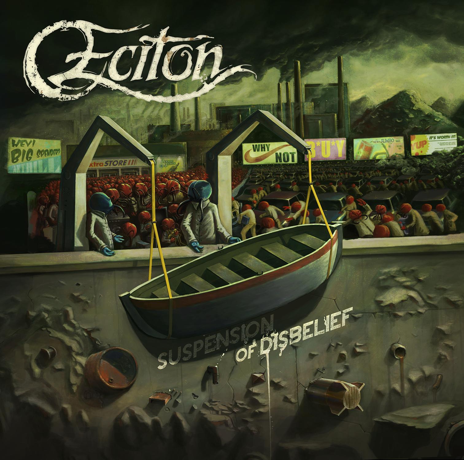 Eciton - Suspension of Disbelief