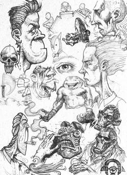 Doodles #3