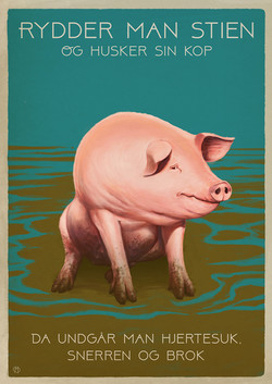 Office rule: The pig