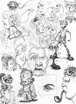 Doodles #5