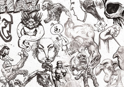 Doodles #12