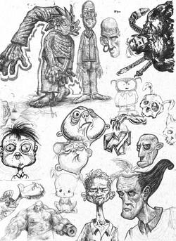 Doodles #4