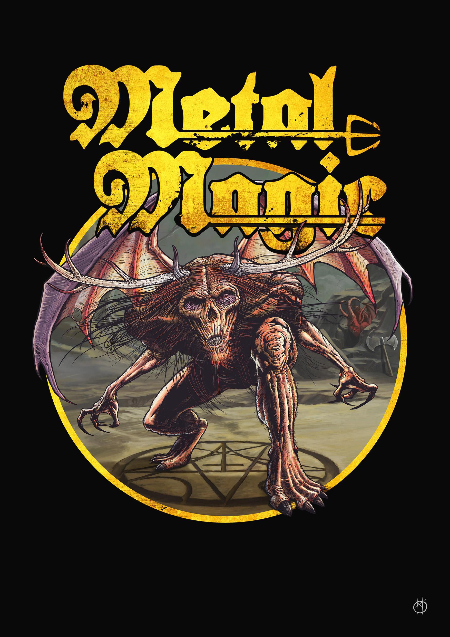 Metal Magic 2018
