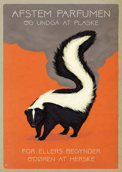 Office rule: The skunk